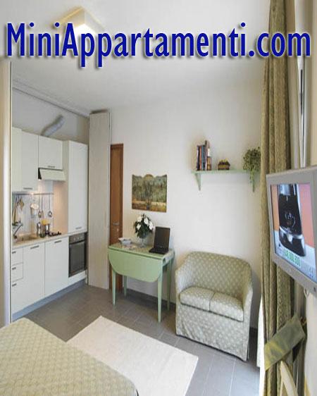 Struttura dei mini appartamenti for Mini appartamenti arredati vicenza